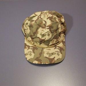 Camo Patagonia hat